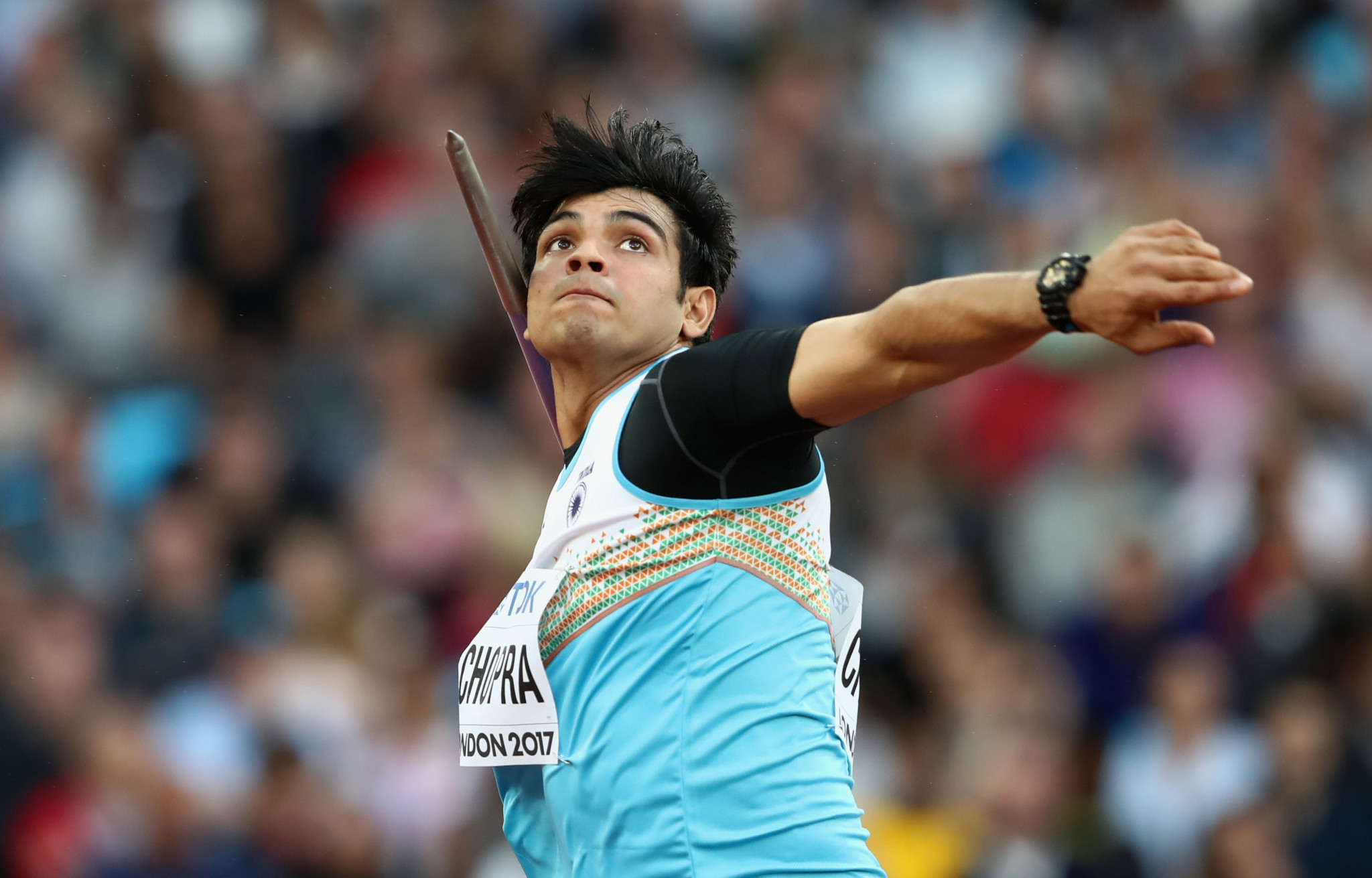 India chooses javelin thrower Chopra as flagbearer for 2018 Asian Games Opening Ceremony