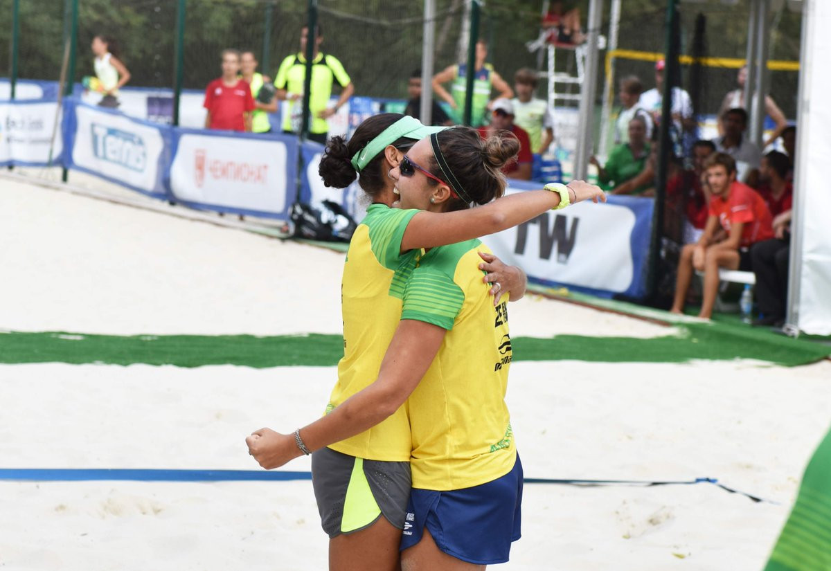Brazil beat Italy to win Beach Tennis World Team Championships title