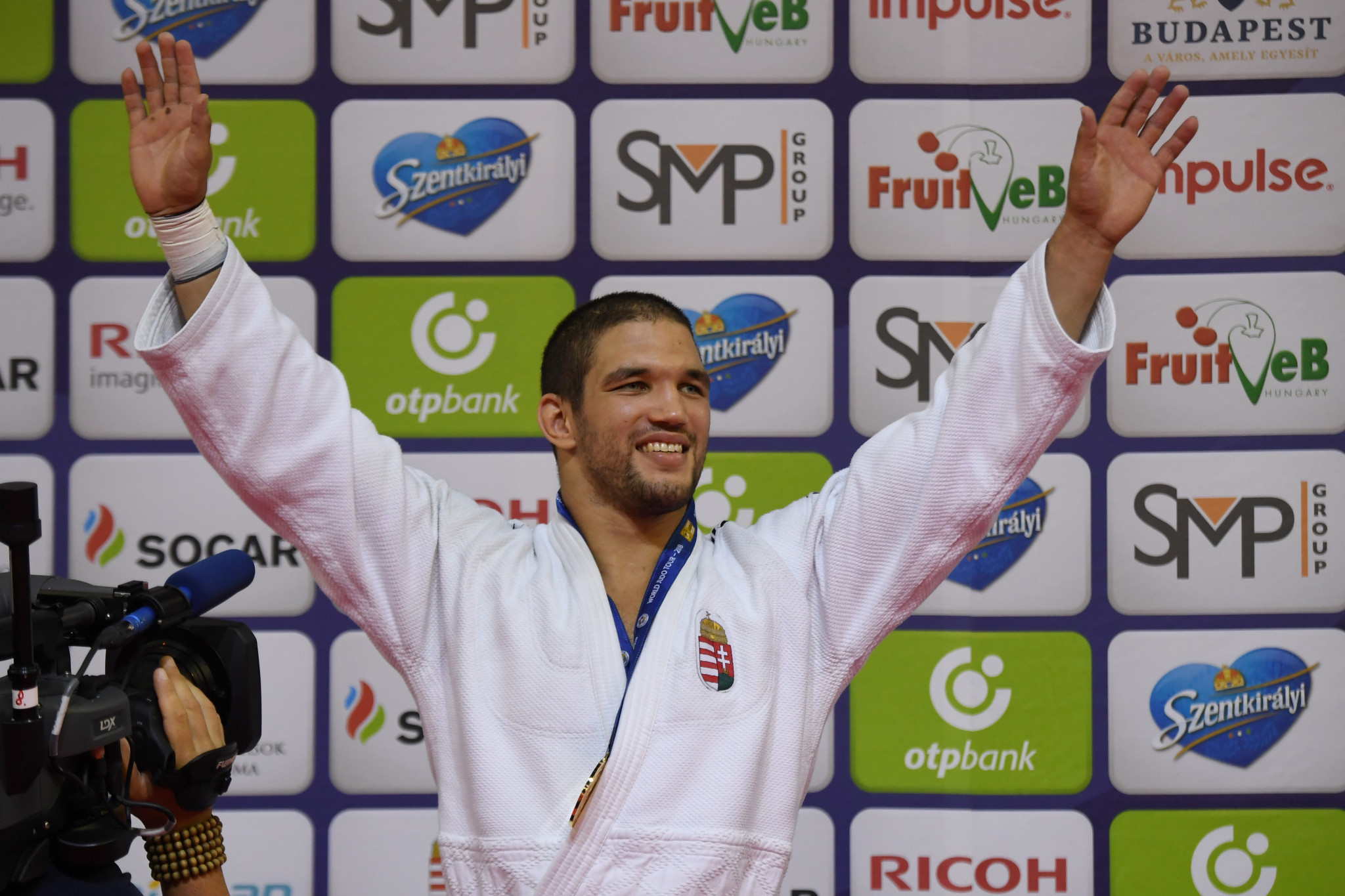 Japan clinch treble gold on final day of IJF Budapest Grand Prix