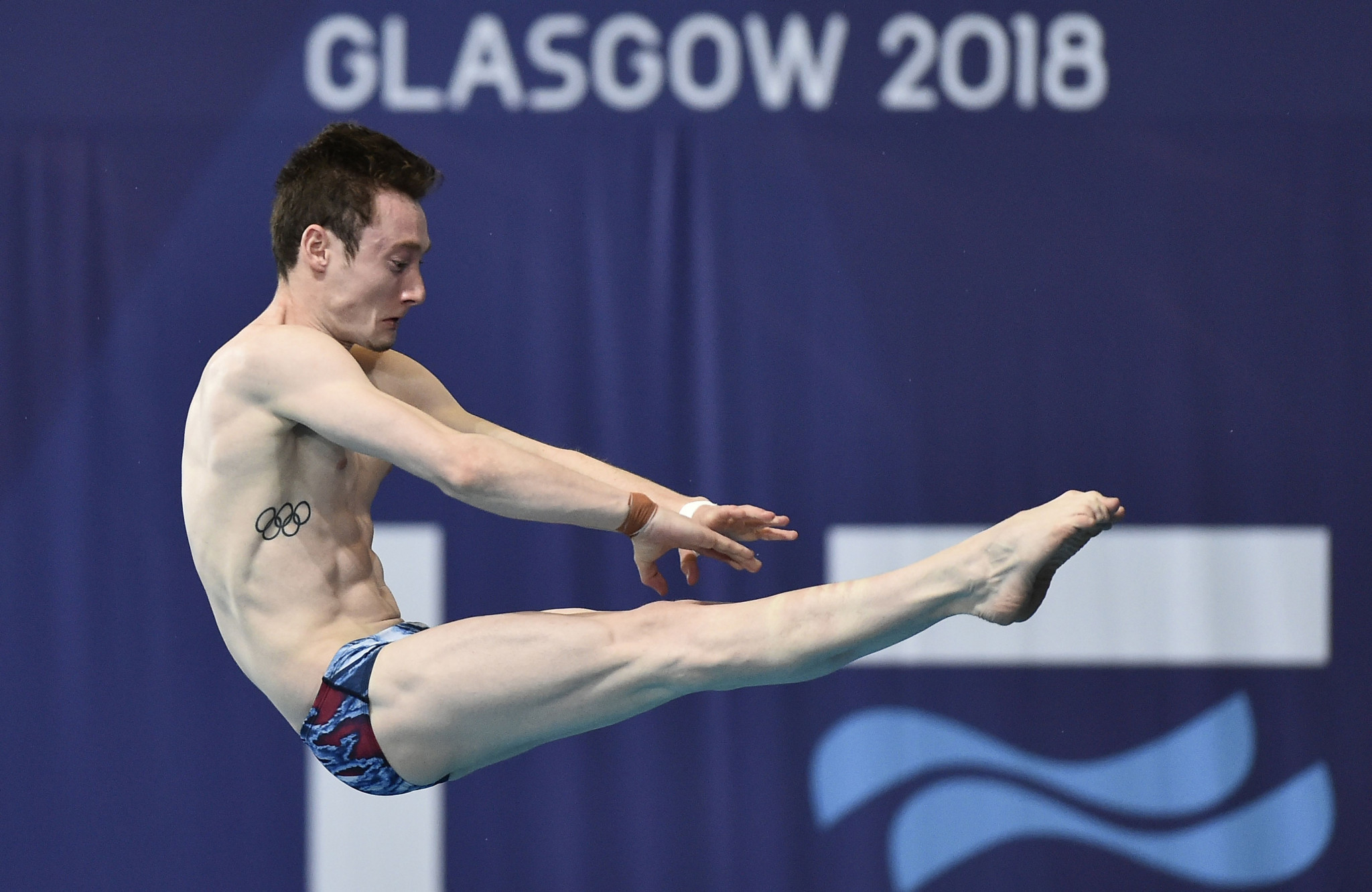 Diver Aleksandr Bondar claimed one of Russia's three gold medals on the final day of competition, easing to victory in the men's 10 metres platform final ©Getty Images