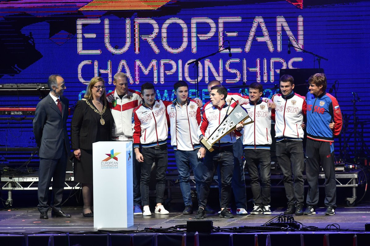 Russia secure European Championships trophy as inaugural edition comes to an end