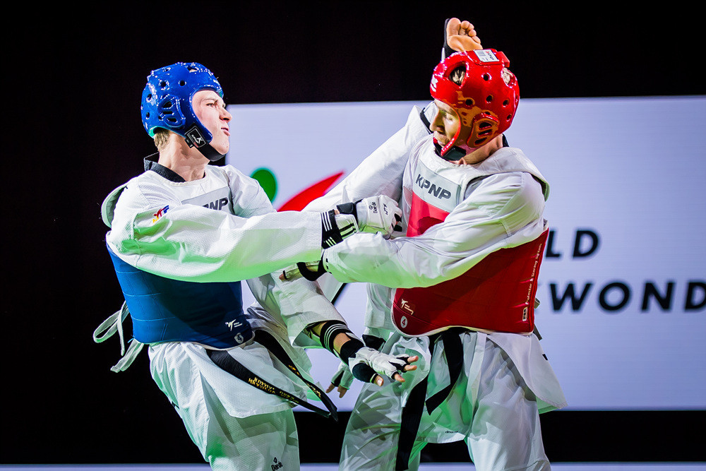South Korea and Russia clinch final World Taekwondo Grand Prix titles in Moscow