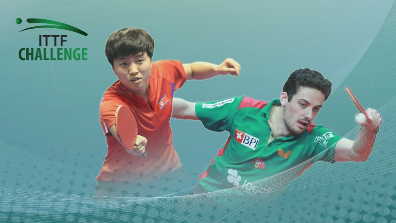The International Table Tennis Federation have announced 17 Challenge Series events for the 2019 season ©ITTF
