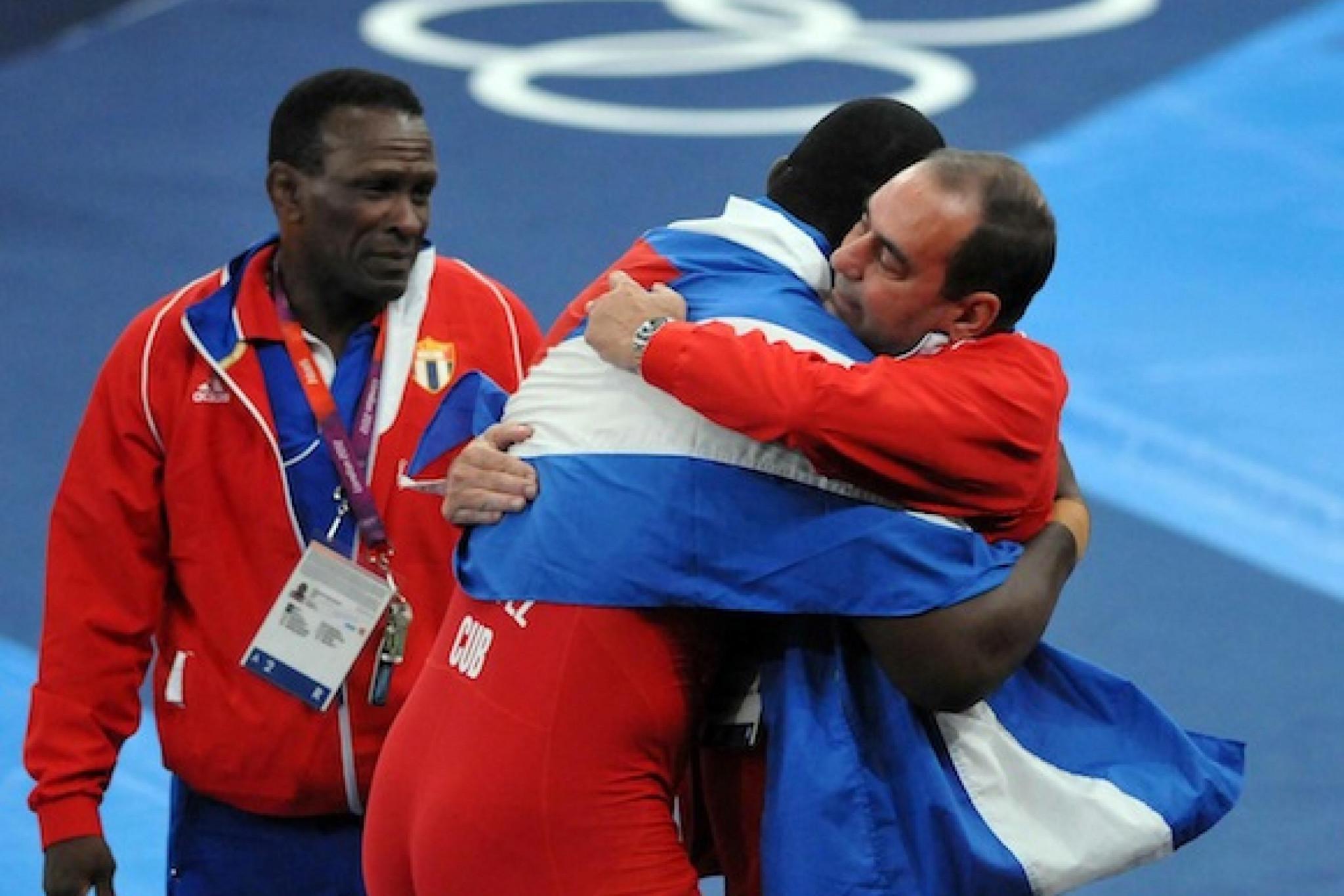 Cuba seal maximum Olympics quota spots in Greco-Roman wrestling