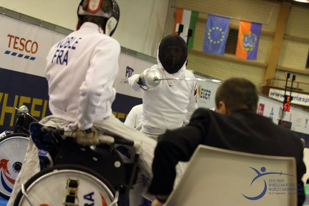 France and Hong Kong claim team titles at World Wheelchair Fencing Championships