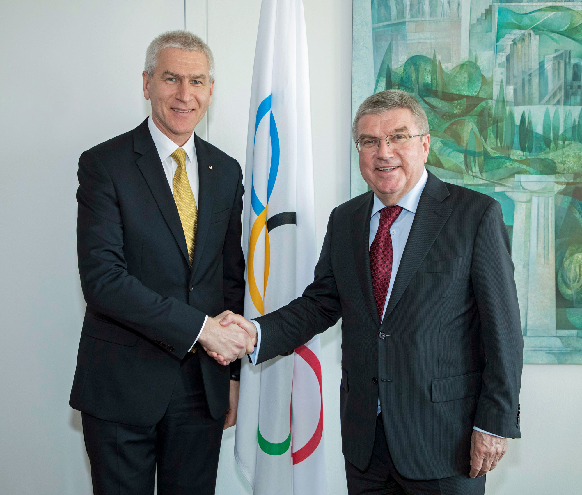 FISU President welcomes IOC Olympic Education Commission appointment