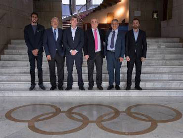Spanish Olympic Committee reach agreement on esports promotion