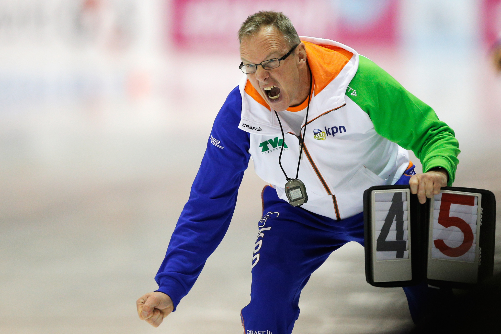 Speed Skating Canada have welcomed the appointment of Geert Kuiper ©Speed Skating Canada