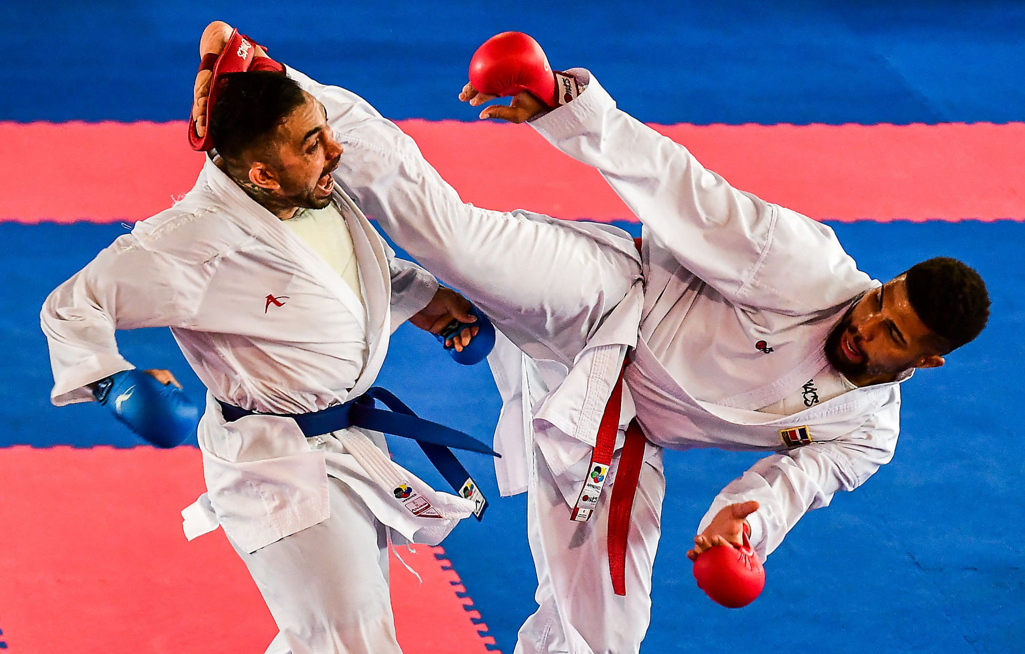 Karate will make its Olympic debut at Tokyo 2020 ©Getty Images