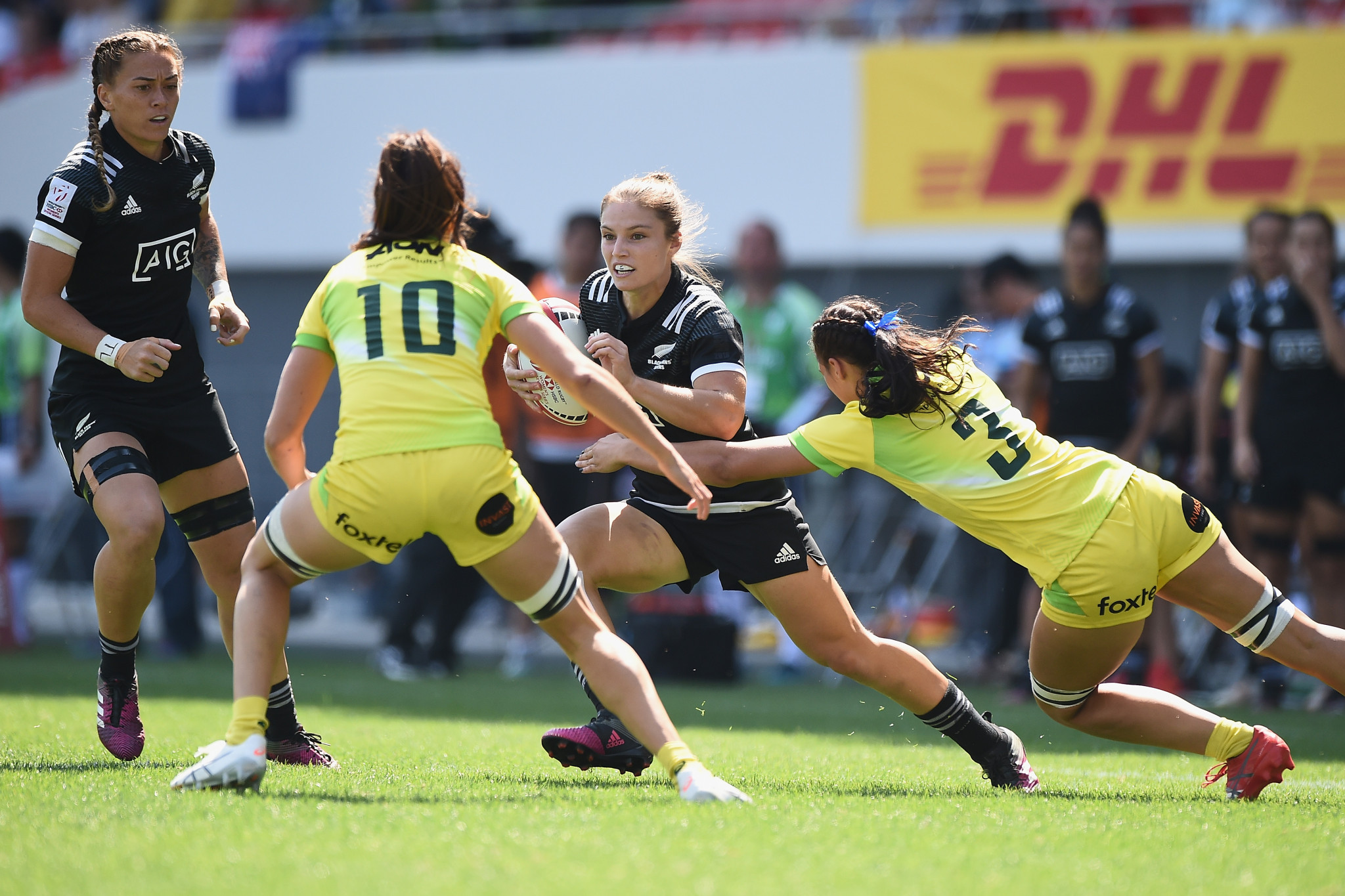 Australia and New Zealand announced as bidders for 2021 Women's Rugby World Cup