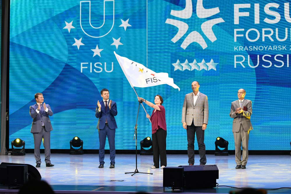 Krasnoyarsk 2019 claim FISU Forum has helped preparations for Winter Universiade