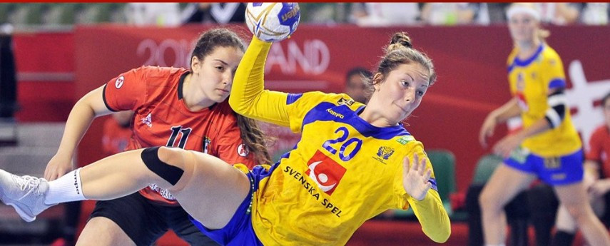 Spain and Sweden book knock-out spots at Women's Youth Handball World Championships