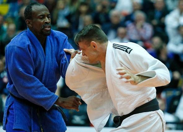 Olympic champion Huizinga stars on second day of IJF Veteran World Championships
