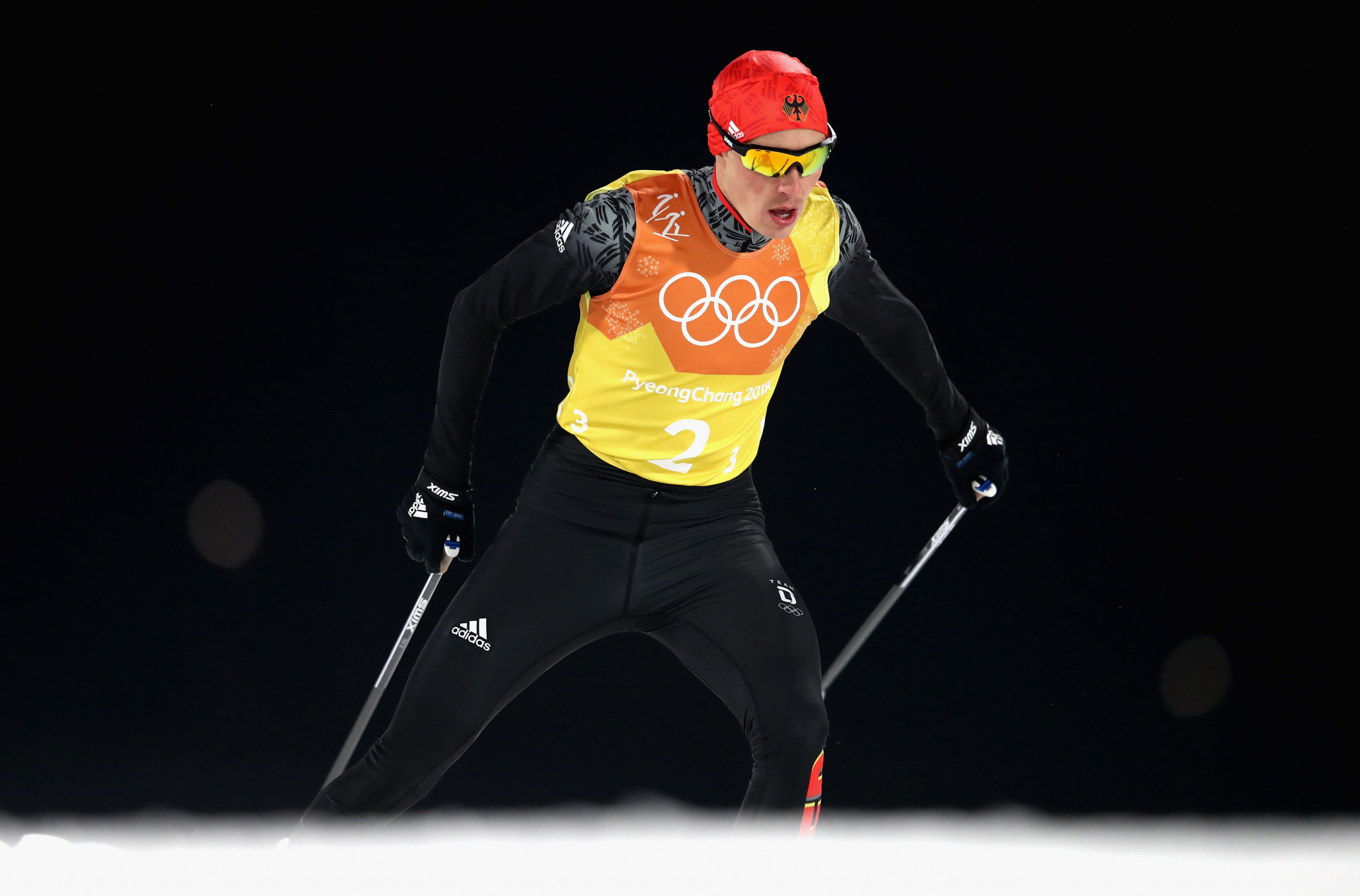 Eric Frenzel is a triple Olympic gold medallist ©Getty Images