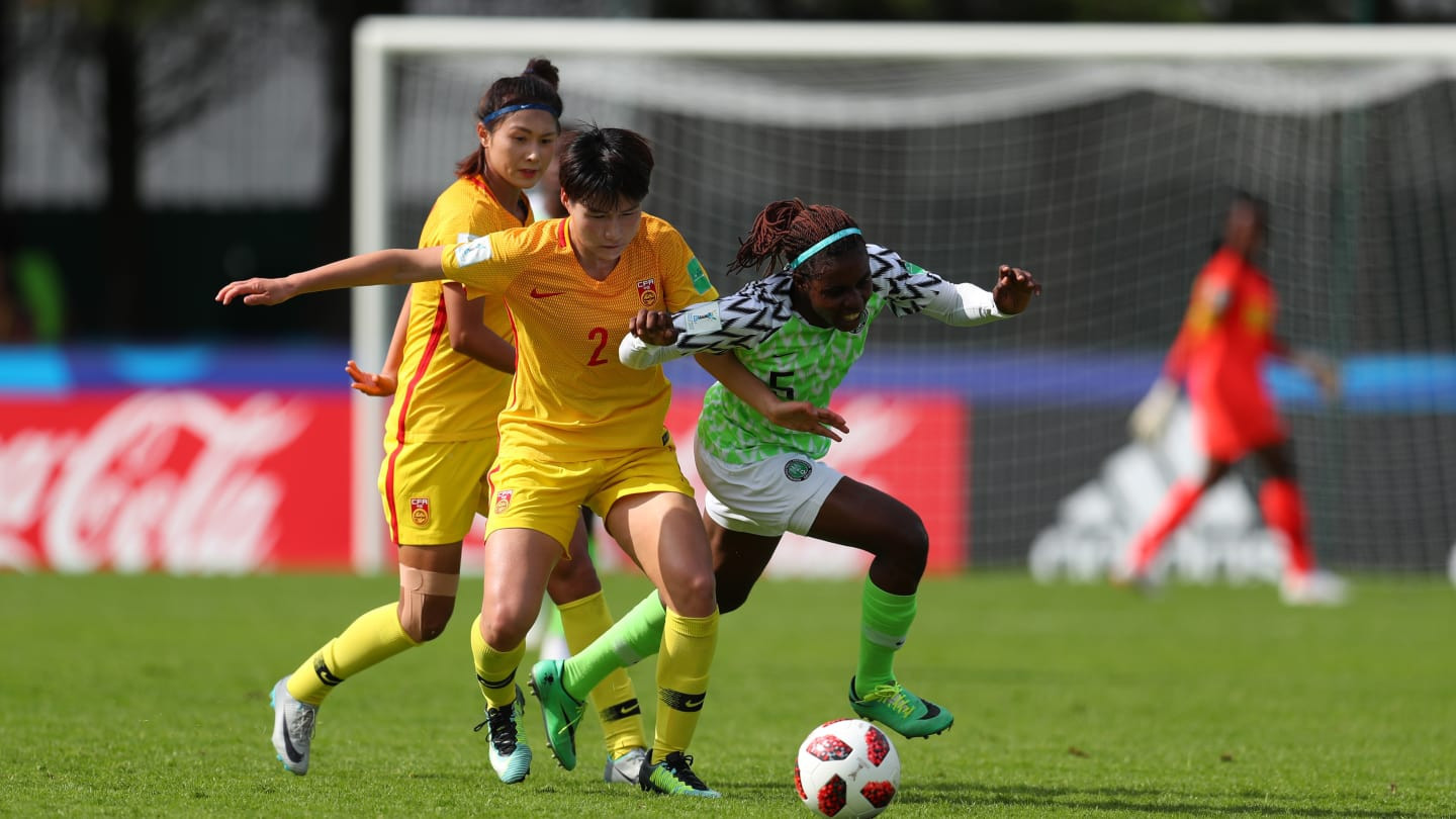 FIFA has said the possible suspension of Nigeria will not affect the country's team which is currently playing at the Women's Under-20 World Cup ©FIFA