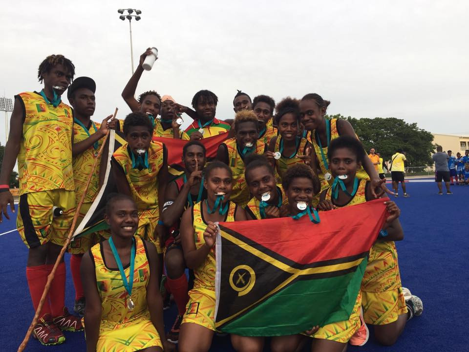 Vanuatu are hosting the tournament ©FIH