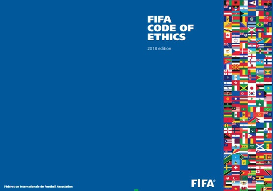 FIFA has removed the word corruption from its updated Code of Ethics ©FIFA