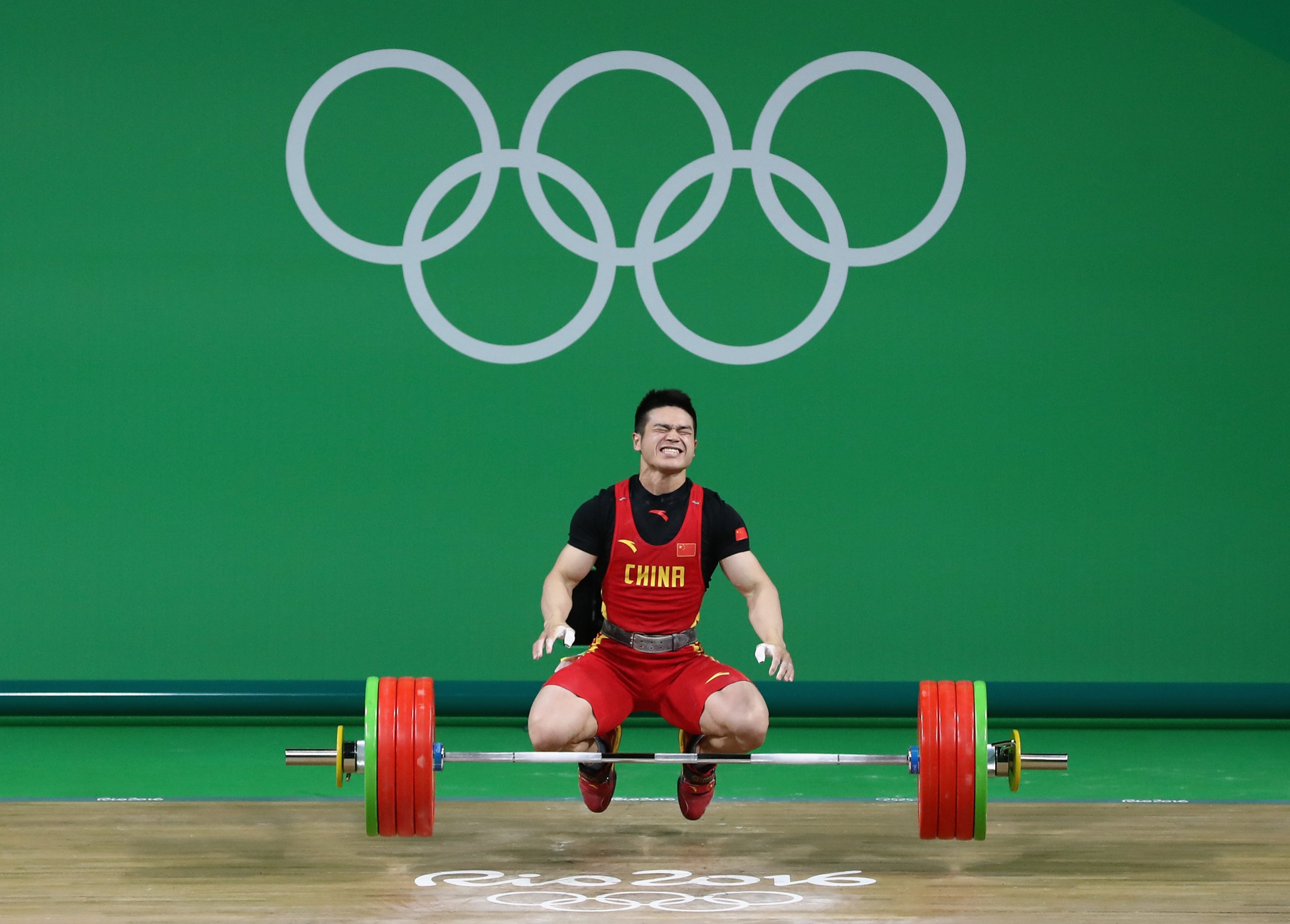 China is hoping to appear in weightlifting at the Asian Games ©Getty Images
