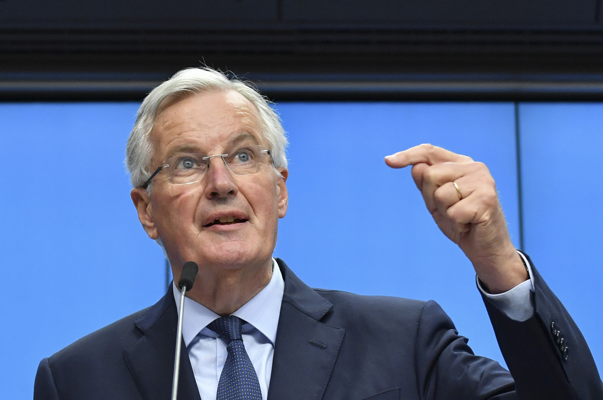 Michel Barnier will juggle his positions as chief Brexit negotiator and a member of the IOC's Sustainability and Legacy Commission ©Getty Images