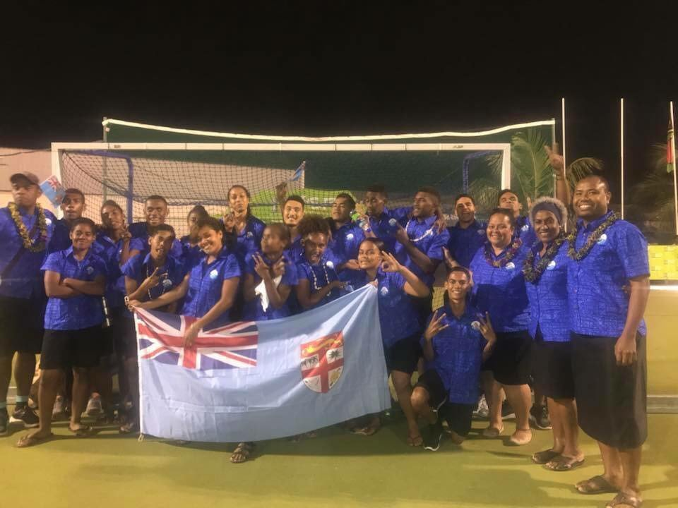 Top ranked Fiji will begin their men's and women's campaigns tomorrow ©Fiji Hockey Federation