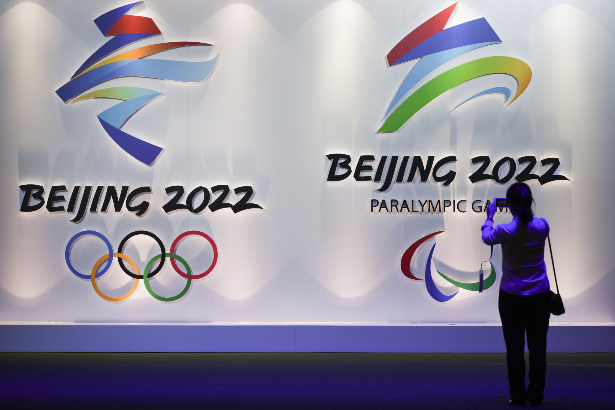 Discussions were held on developing a skilled workforce for Beijing 2022 ©Getty Images