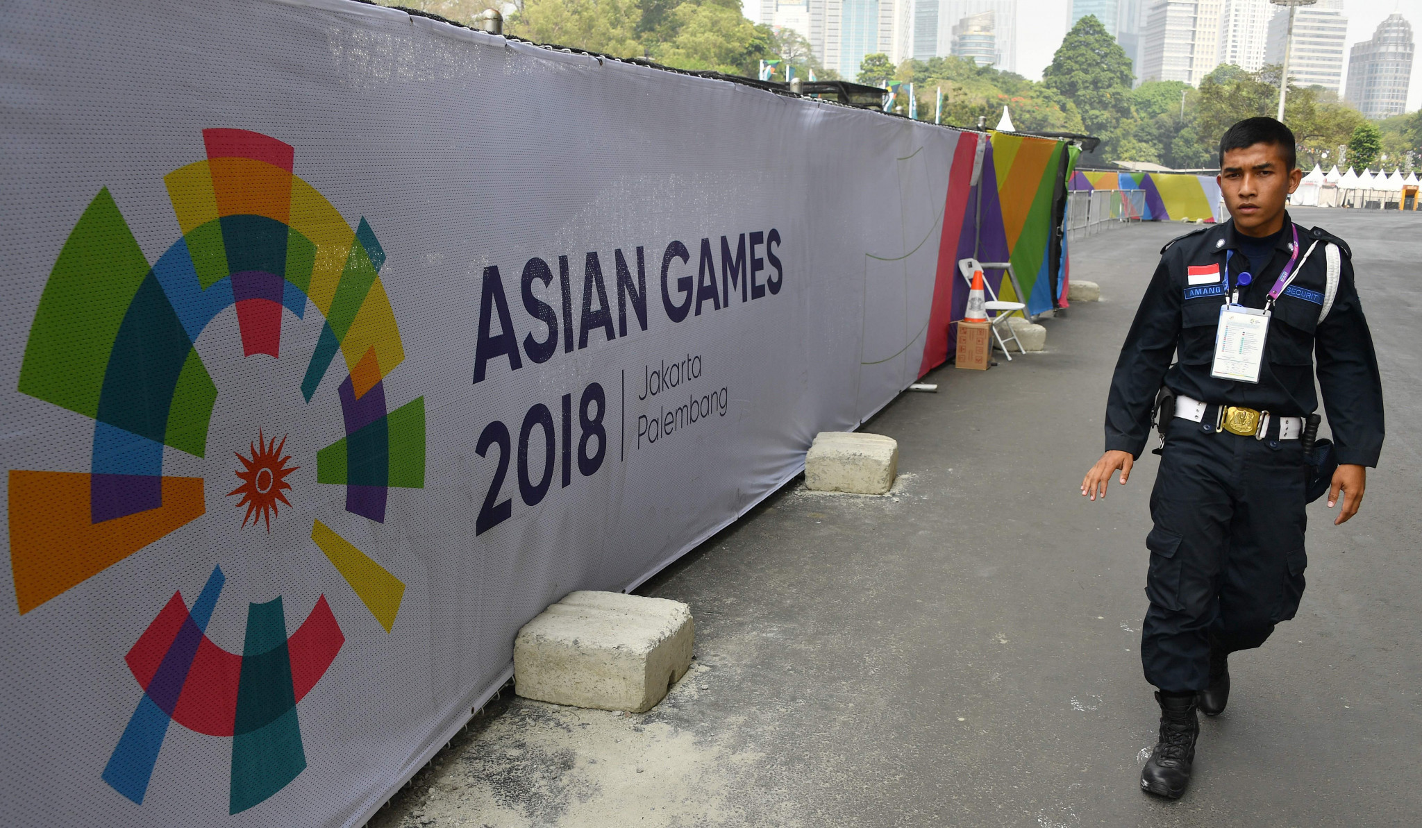 "Asian Games will be ""haze free"" despite forest fire threat, say Government"