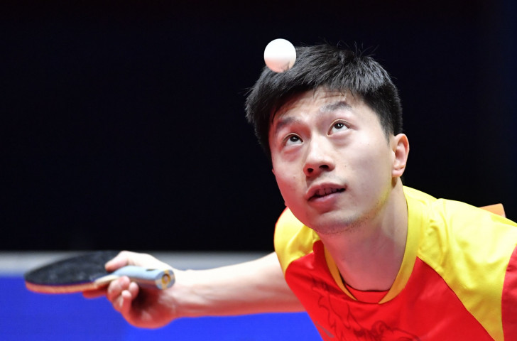 China's Rio 2016 men's singles gold medallist Ma Long will seek another title at the ITTF Bulgaria Open from tomorrow ©Getty Images