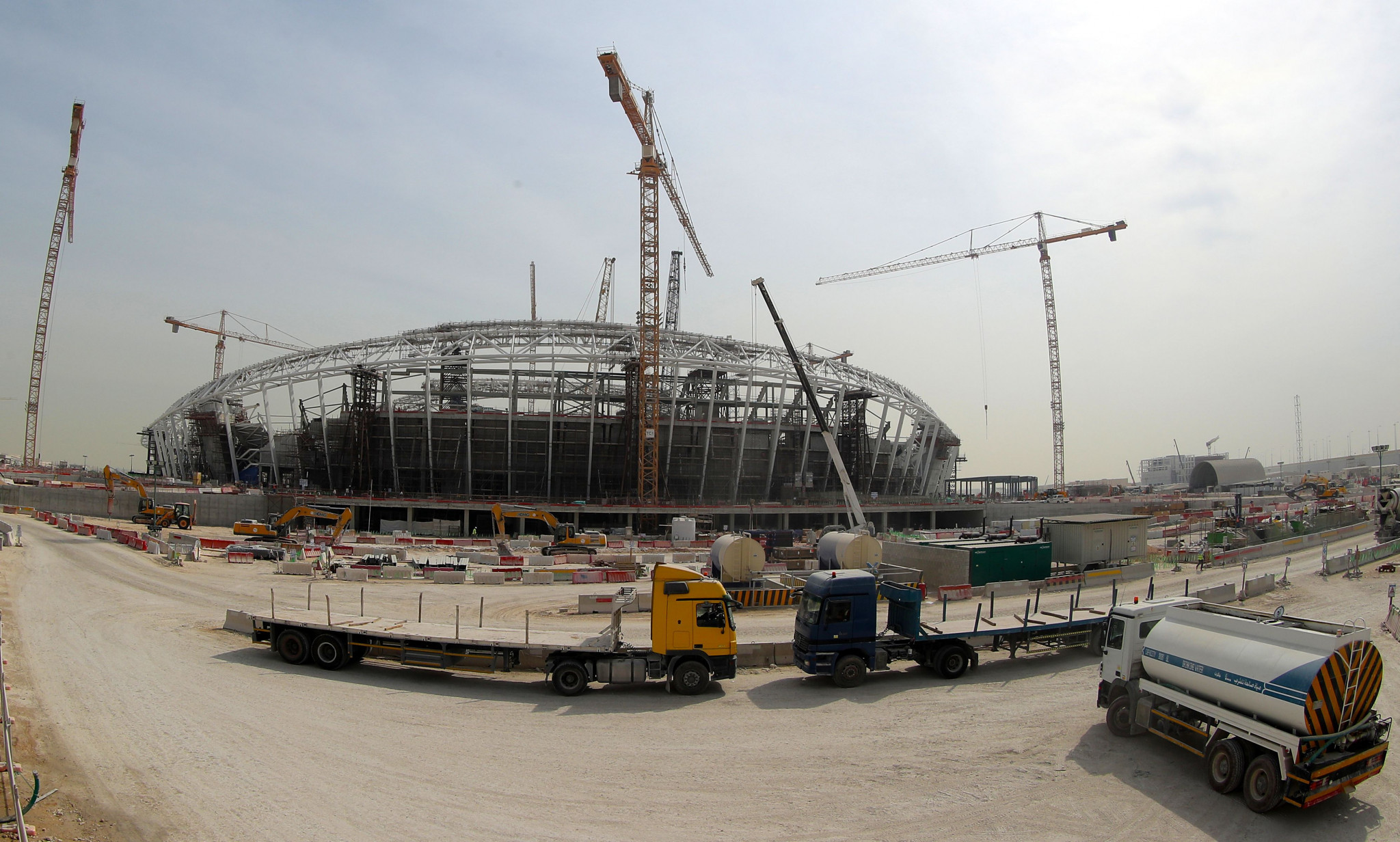 Investigation launched after man dies at Qatar 2022 World Cup venue