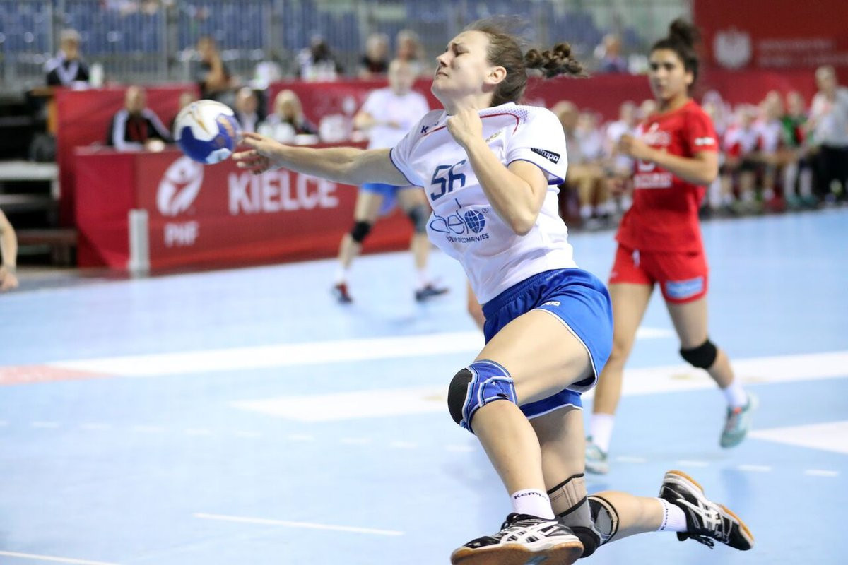Russia thrash Tunisia to reach quarter-finals at Women's Youth World Handball Championship