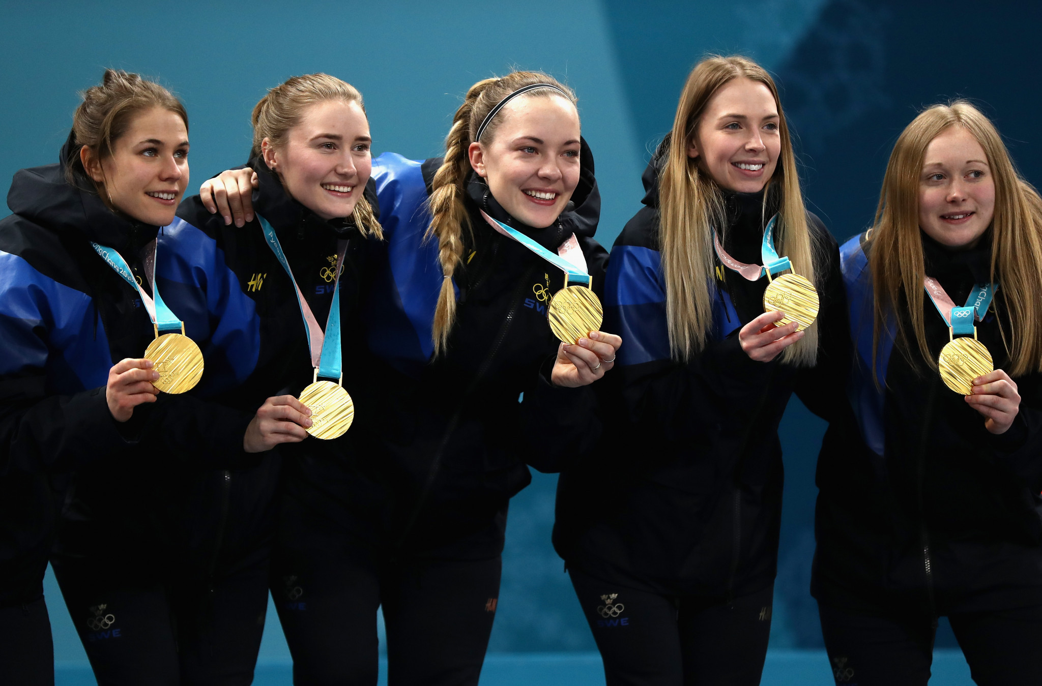 Sweden are the reigning women's Olympic champions ©Getty Images