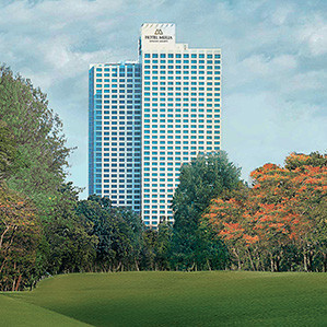 The CAS office will be open at the Hotel Mulia Senayan ©The Mulia
