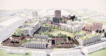 Birmingham 2022 submit planning application for Commonwealth Games Village