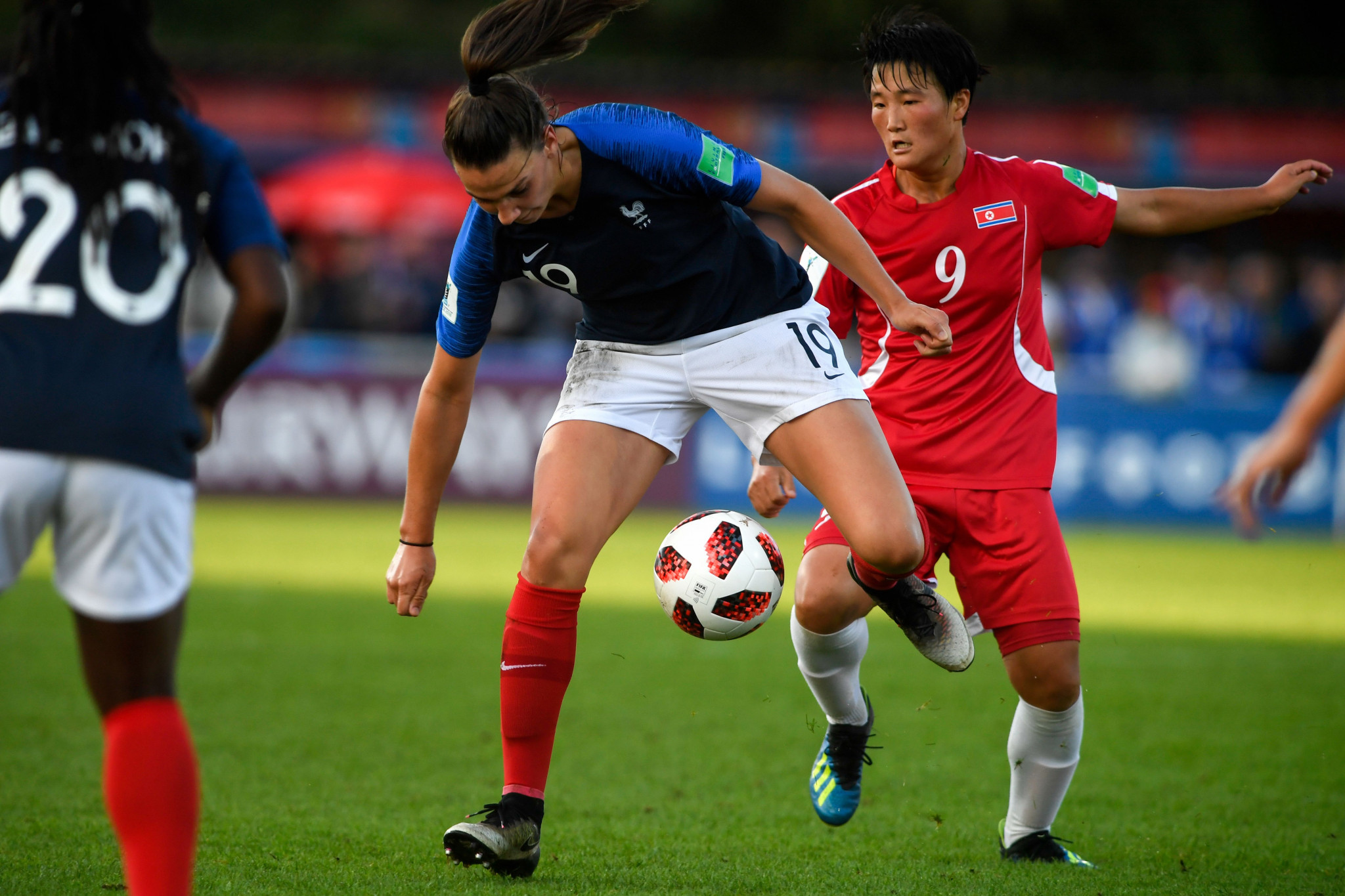 France reach FIFA Under-20 Women's World Cup semi-finals with victory over defending champions