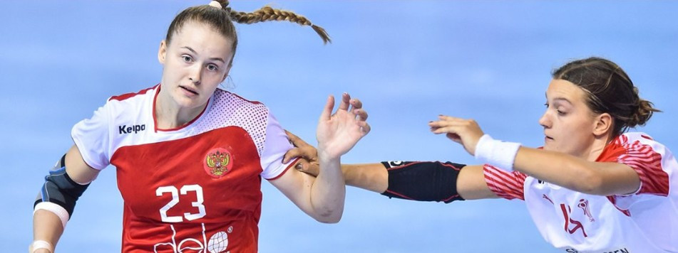 Defending champions Russia through to semi-finals at Women's Youth World Handball Championship