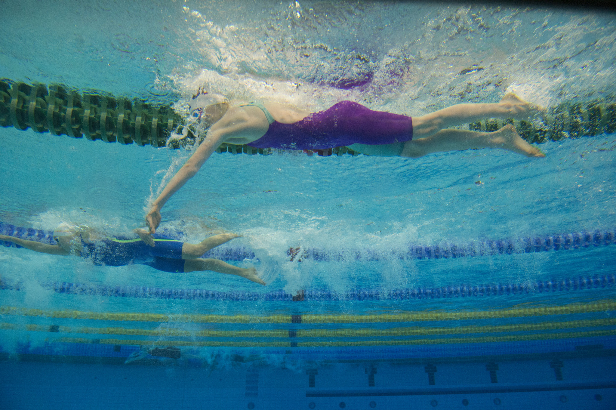 Ukraine claim six golds on fourth night at European Para Swimming Championships in Dublin