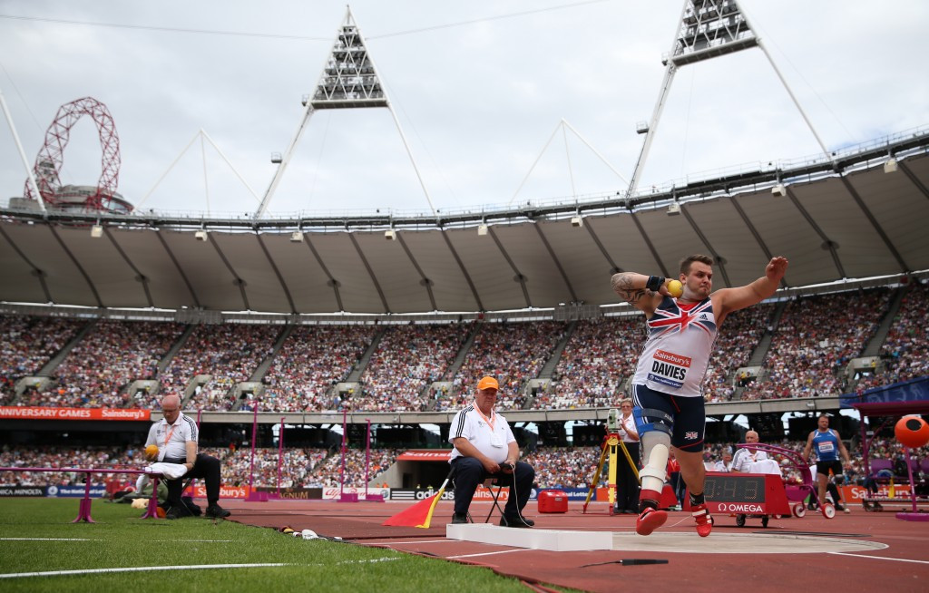 IPC Athletics announce 20 events set to feature at Grand Prix Final in London's Olympic Stadium