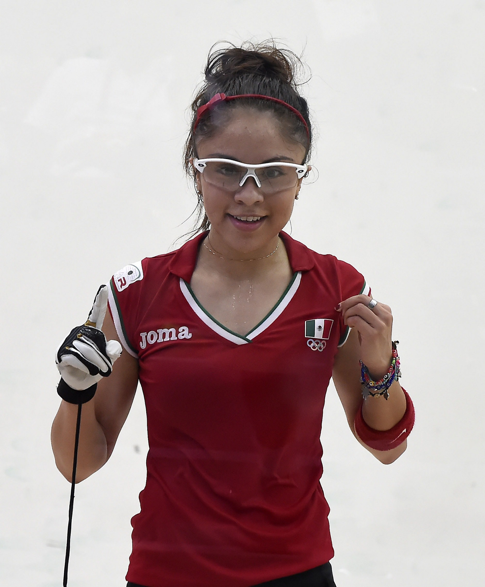 Top seeds Horn and Longoria reach semi-finals at Racquetball World Championships in San Jose