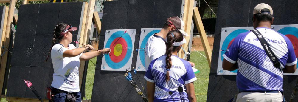 Quota places for the Lima 2019 Pan American Games were secured on day two of the Pan American Archery Championships ©World Archery