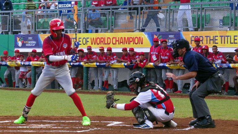 Hosts Panama beat defending champions Cuba in Under-15 Baseball World Cup as Super Round hots up