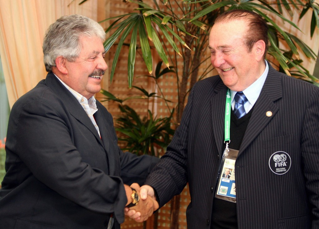 Esquivel latest FIFA official set to be extradited to United States