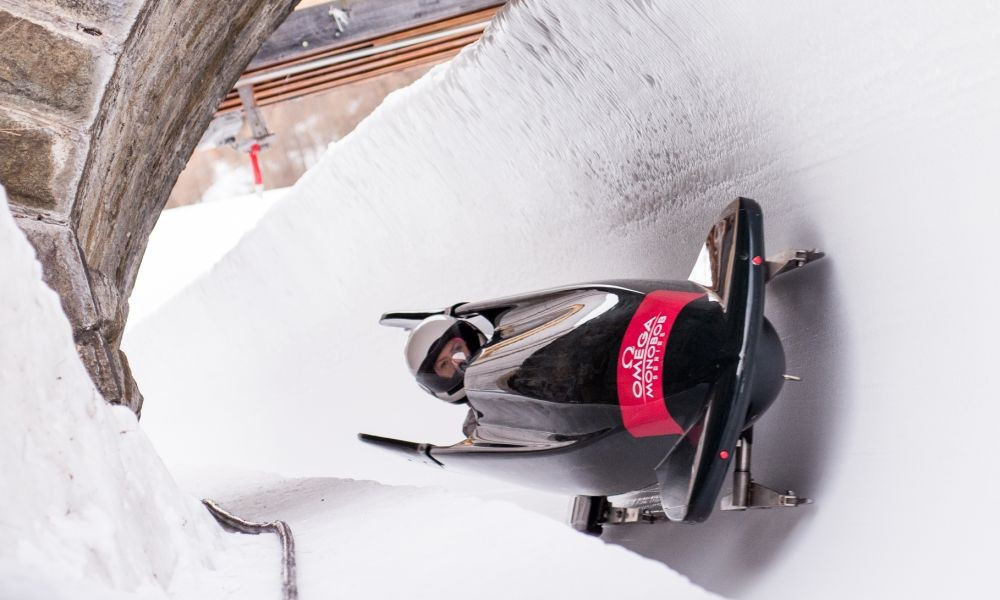 Para-bobsleigh is hoping to gain a Paralympic place at Beijing 2022 ©IBSF