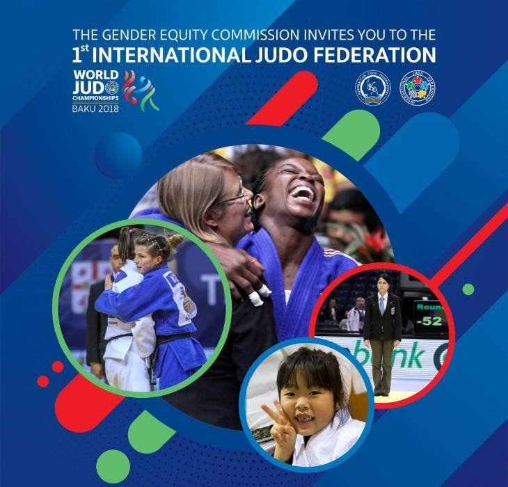 IJF to hold gender equality conference on eve of Baku World Championships