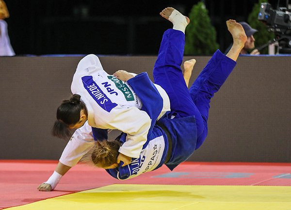 The event will look at the position and role of women in the sport of judo ©IJF