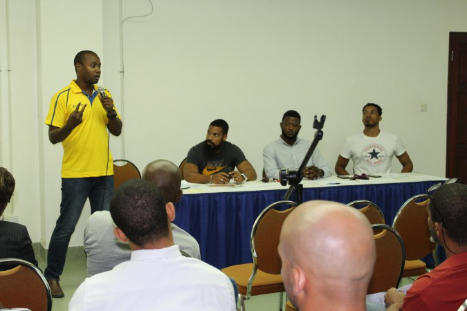 Barbados Olympic Association take steps to form Athletes' Commission
