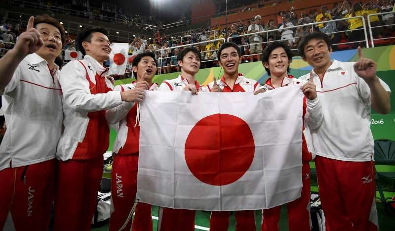 Japan have set a target of winning a record 30 Olympic gold medals at Tokyo 2020 ©Getty Images