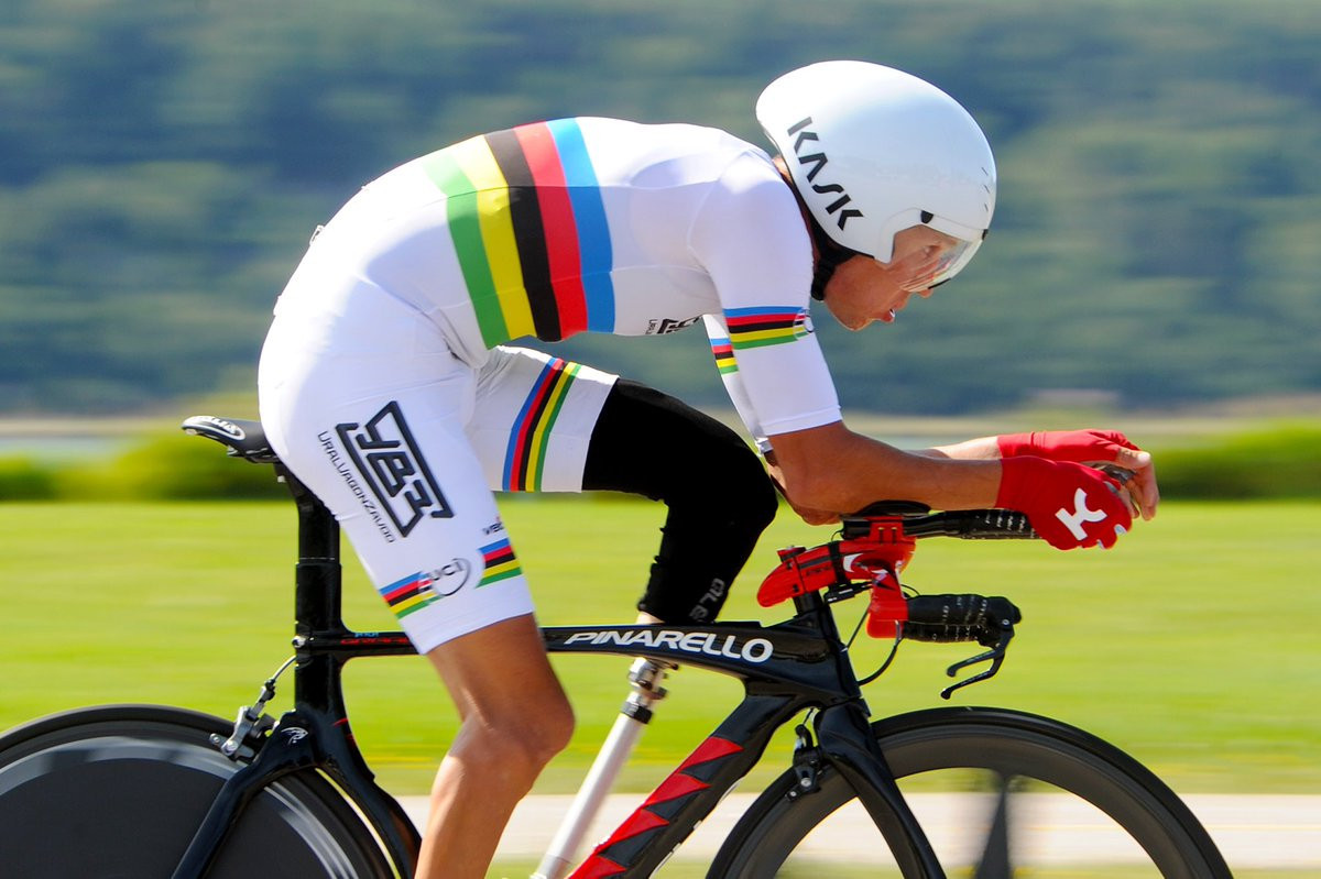Harkowska earns victory as time trials continue at Para Cycling Road World Cup in Quebec