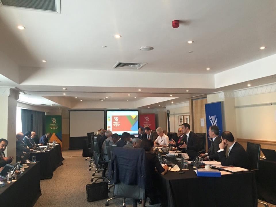 Durban's 2022 chairman
