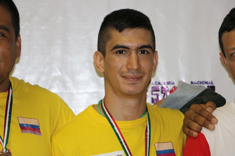 Colombian calls for athletes to study anti-doping rules upon return to sambo competition after ban