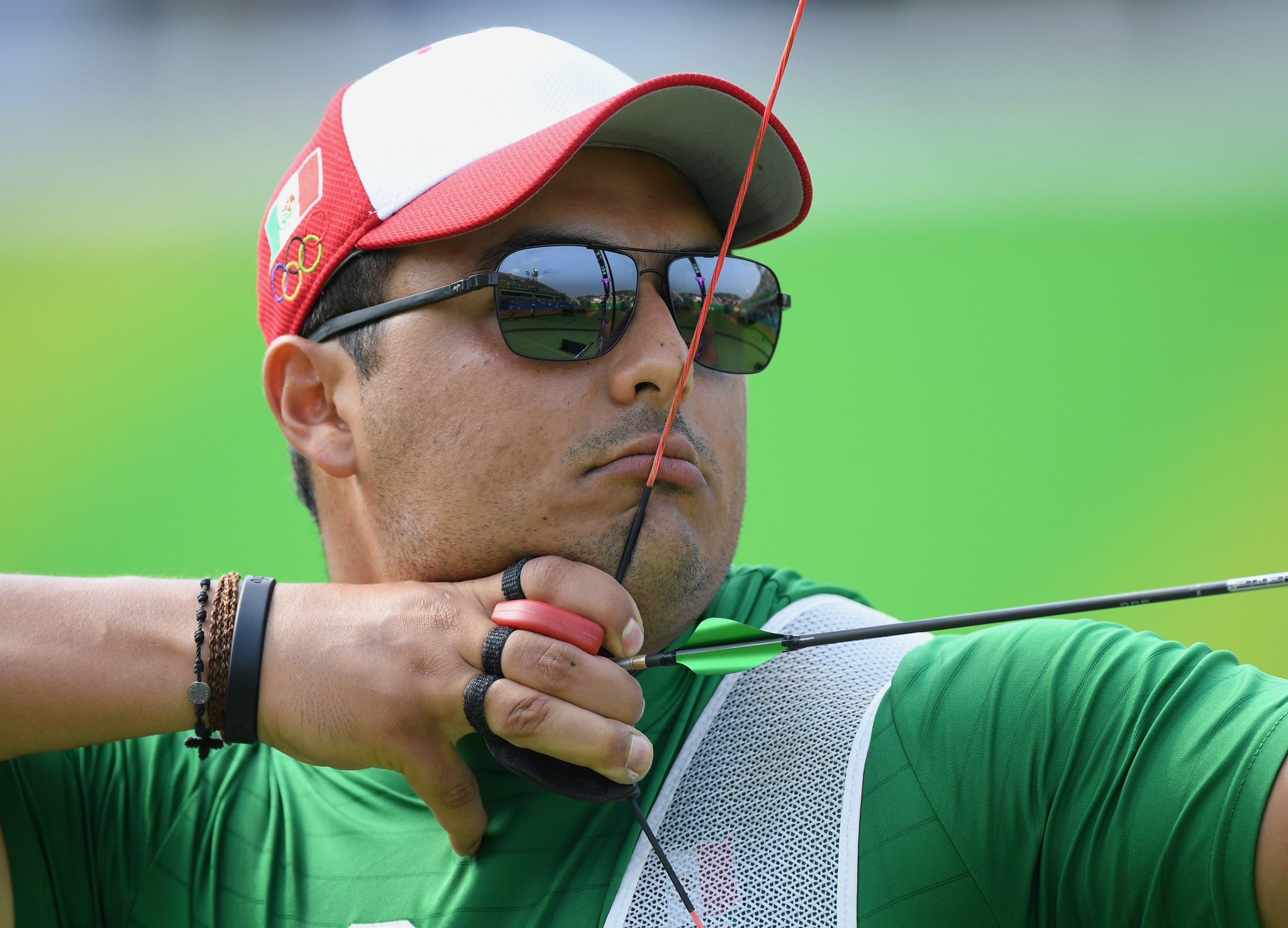 Ellison exits early as Boardman wins surprise recurve gold at Pan American Archery Championships