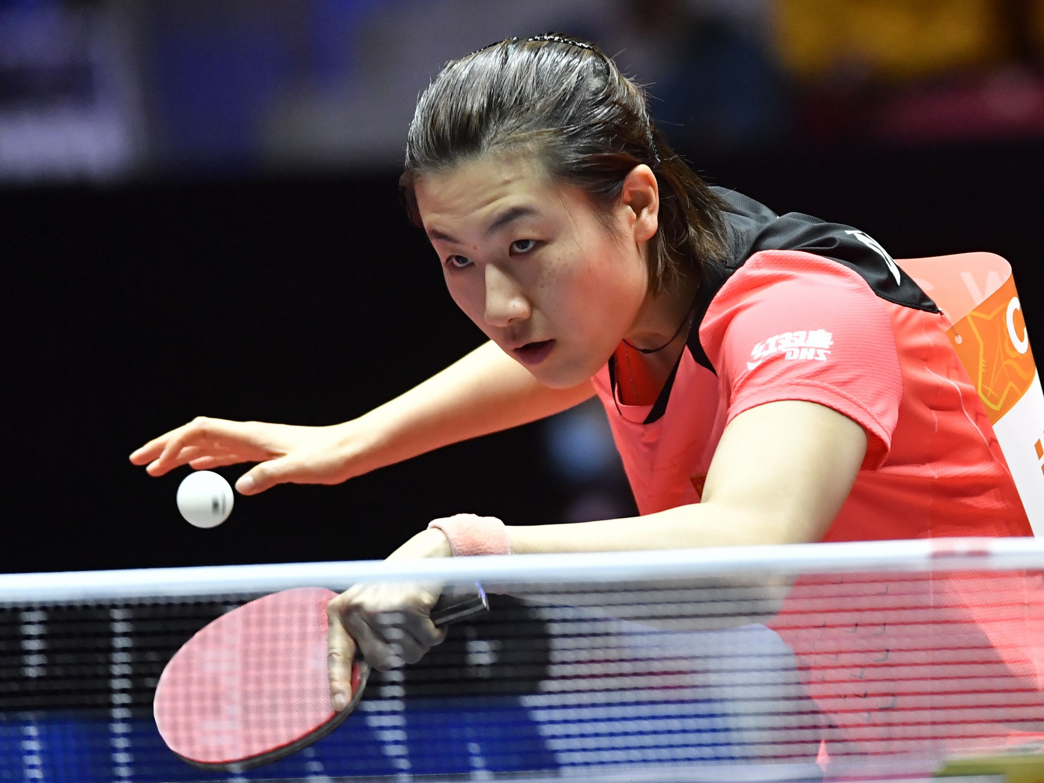 China's Rio 2016 champion Ding Ning is in tomorrow's women's final at the ITTF Bulgaria Open ©Getty Images